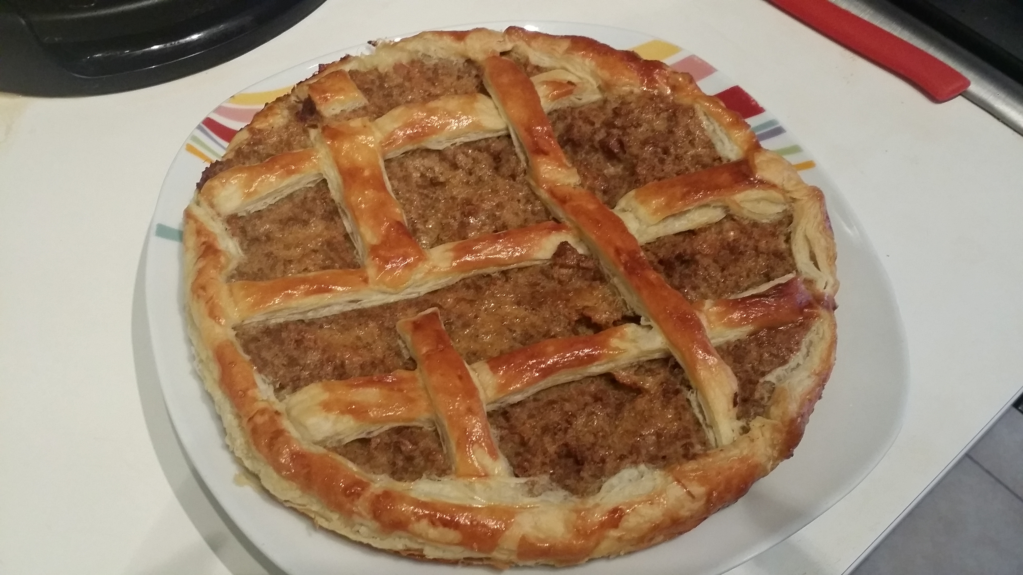 Favoloso Ricette kCook: Torta salata con carne macinata | Blog di kCookItalia RS33